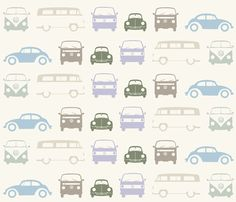 vws fabric by sterikal on Spoonflower - custom fabric