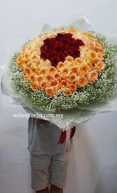 #99 #Propose #HandBouquet #Elegance #Rose #BabyBreath #Red #Champagne #instaflower #MilanStyle #米兰花屋 #MilanFlorist 016-7677027 / 016-7704487 , milanflorist.com.my #AustinHeight #jbflorist #jbonlineflorist #johorbahru #新山花店 #柔佛新山 #MountAustin