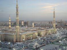 Masjid Nabawi, Madina, Saudi Arabia