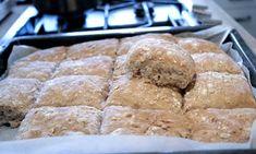 Superenkelt langpannebrød med havregryn - Sol Food And Drink, Baking, Eat, Bakken, Backen, Sweets, Pastries, Roast