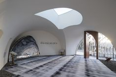 Amir Shakib Arslan Mosque | Architect Magazine | LEFT Architects, Moukhtara, Lebanon, Religious, Renovation/Remodel, Adaptive Reuse, Religious Projects