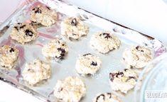Met maar 3 ingrediënten maak je super gezonde koekjes! Zonder toegevoegde suikers of vetten! - Zelfmaak ideetjes