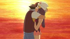 Ash y Dawn la despedida by RyukiAlex
