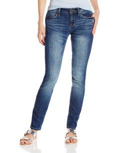 Lucky Brand Women's Sofia Skinny Jean In Lapis Lazuli, 25x29