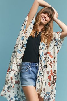 Shop the Betsy Floral Kimono and more Anthropologie at Anthropologie today. Read customer reviews, discover product details and more.