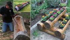 Backyard Decorating - DIY and Crafts Ideas Backyard Projects, Outdoor Projects, Diy Projects To Try, Outdoor Decor, Backyard Ideas, Garden Ideas, Outdoor Spaces, Wood Projects, Project Ideas