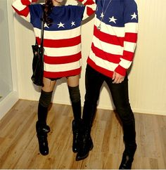 Dress up in pair to support your candidate!
