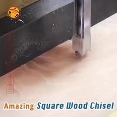 Woodworking Drill Bits, Woodworking Shop Layout, Woodworking Projects Diy, Wood Projects, Woodworking Plans, Wood Drill Bits, Wood Chisel, Homemade Tools, Diy Holz