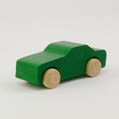Beck Miniature Car - Green