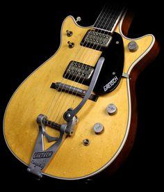 Gretsch Custom Shop Masterbuilt Stephen Stern G6131 Relic Electric Guitar Natural