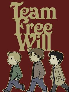 Team Free Will colored by ~EmonyJade on deviantART