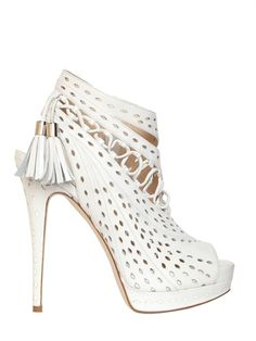 8238aa5a888a4e Burak Uyan Calfskin Leather Sandals in White. thestylishmd.com