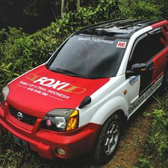 Nissan xtrail 2004 t30 Family of xtrail indonesia