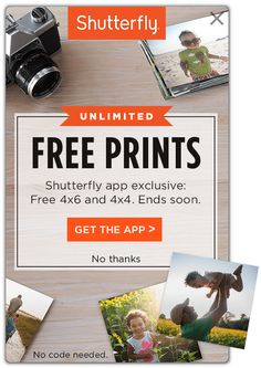 Shutterfly | Personalize Product