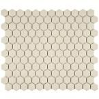 Merola Tile, Heritage Hex Natural 10-1/4 in. x 11-3/4 in. x 5 mm Unglazed Porcelain Mosaic Floor and Wall Tile (8.56 sq. ft. / case), FDXHHW at The Home Depot - Mobile