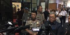 Kapolda dan Gubernur Jabar Ikuti Vicon Sosialisasi Aturan Taksi Online dan Konvensional