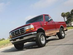1995 Ford F-150 Review - http://whatmycarworth.com/1995-ford-f-150-review-2/