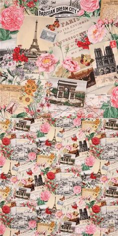 #Cotton #Insects #FamousPlaces #Landmarks #Retro #Butterflies #USAFabrics