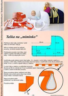 taška na miminko