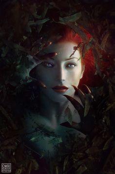Poison Ivy by Omri Koresh