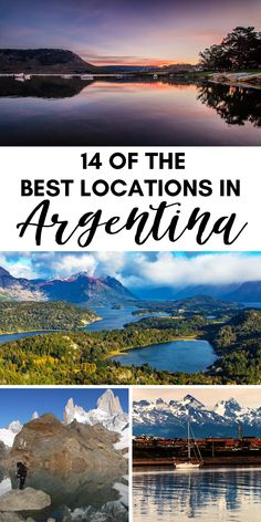 Argentina is a country that has a lot to offer: From its vibrant capital to miracles of natures like Foz do Iguacu, you can find almost everything that a traveler would like to! Today I want to present you 14 of the best locations in Argentina, together with some of my fellow travel bloggers. And I'm sure you will find some inspiration for your next trip with these amazing places in Argentina. Bolivia Travel, Colombia Travel, Peru Travel, Europe Travel Tips, Vietnam Travel, France Travel, Places To Travel, Travel Destinations, Europe Packing