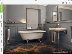 Stunning , stunning bathroom
