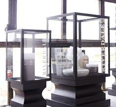 VANBINNEN, mooi van Riverdale Home Deco, Lanterns, Van, Couture, Decor, Decorations, Decoration, Vans, Dekoration
