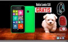 Llévate un Nokia LUMIA 530 con un PLAN CLARO CONTROL 3  120 Minutos+700 SMS+2 MBPS por tan solo 12.500,00 Colones PRECIO DEL TELEFONO: GRATIS Recuerda reclamas nuestras regalías...!!!!