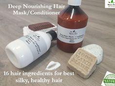 Burdock Deep Conditioner Hair Mask Organic Body Wash, Organic Soap, Soap For Oily Skin, Hyaluronic Acid Cream, Coconut Soap, Vegan Gifts, Birthday Gifts For Girlfriend, Deep Conditioner, Milk Soap