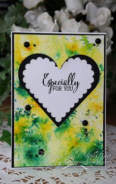 for you card by Christina Griffiths