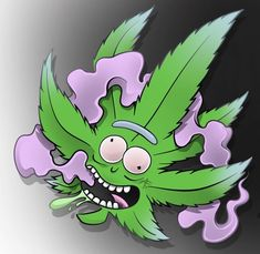 Rick and Morty x Happy – – – hintergrund Rick And Morty Drawing, Rick And Morty Tattoo, Rick Und Morty, Rick And Morty Poster, Happy 420, Trippy Drawings, Marijuana Art, Stoner Art, Weed Art