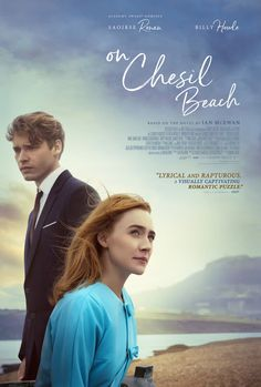 ON CHESIL BEACH (2018) MOVIE REVIEW! #love #romance #couples #saoirseronan #billyhowle #english #wedding #movies #moviereview #movie #movies #omg #moviestv #movienight #moviereviews #film #filmisnotdead #filmmakers #filmmaking #cinema #movieposters #moviestar #moviescene #moviestars #movienight #cinephile #cinephilecommunity #hollywood #actress #review