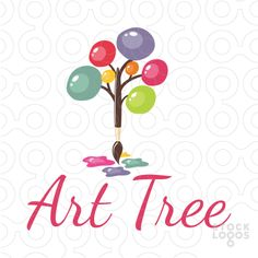 Image result for art logos Make Your Own Logo, Create Your Own, Logan, Premium Logo, Logo Maker, Art Logo, Logo Design, Hair Accessories, Artists