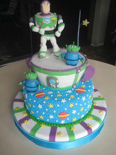 Tortas buzz lightyear - Imagui