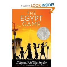 Read The Egypt Game children book by Zilpha Keatley Snyder . The first time Melanie Ross meets April Hall, she's not sure they have anything in common. One look at April's upswept . CLICK the link and GET the BOOK Book Of Life, The Book, Egypt Games, Ancient Egypt For Kids, Good Books, Books To Read, Amazing Books, Historical Fiction Books, Winner