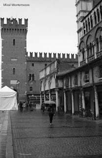 La Benandante: Ferrara Ottobre