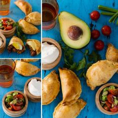 Mexican bean empanadas Sam Taylor style!  Click on the pic to read about the inspiration behind this scrumptious recipe. #picknpay #freshlyblogged #recipe