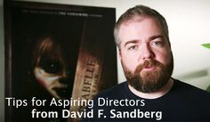 This uber-successful horror director dives into his latest project and what future directors should expect on set.  Image © David F. Sandberg