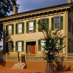 Lincoln Home National Historical Site