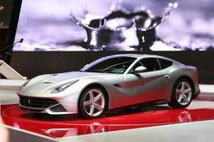 Ferrari F12 - A work of art.