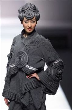 WSM China Knitwear Design Contest 2009