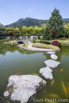 zen garden bow wa -