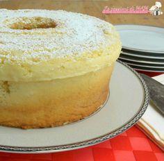 Chiffon cake nel Versilia ricetta dolce cotta nel fornetto versilia, torta alta, soffice, senza lattosio. Blog giallo zafferano.