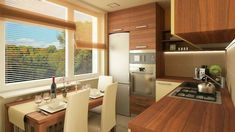obyčejná a přesto dokonalá..fotka z fb (vyfocená nová kuchyň)