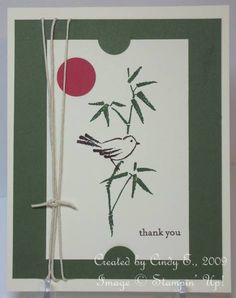 Simply Thanks by Cards4Ever - Cards and Paper Crafts at Splitcoaststampers