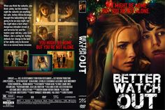 Better Watch Out (2017) DVD Custom Cover