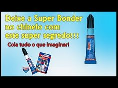 🖖Super truque com cola instantânea, VOCÊ PRECISA APRENDER! - YouTube Super Bonder, Youtube, Bunker, Biscuit, General Crafts, Cool Ideas, Vape Tricks, Good Ideas, Diy