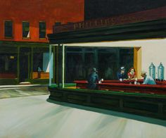 Edward Hopper on Display in Both Madrid and Paris
