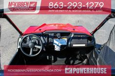 New 2016 Honda Pioneer 1000 ATVs For Sale in Florida. 2016 HONDA Pioneer 1000, McKibben Powersport Honda is a family owned and operated level 5 Honda Powerhouse dealership in Winter Haven, Florida. We are located at 3699 US HWY 17 N Winter Haven Fl, 33881 between US HWY 92 and Havendale Blvd. We proudly serve Polk county and the surrounding areas, to include Lakeland, Auburndale, Bartow, Kissimmee, Lake Alfred, and Sebring. We are a Honda Powerhouse Dealer and we represent the full line for…