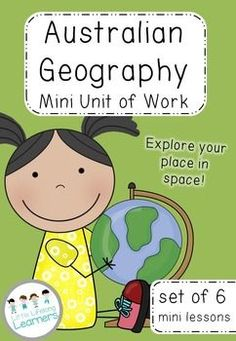 This Australian Geography Unit teaches the concept of My Place in Space. Over 6 . Geography Activities, Geography For Kids, Geography Lessons, Teaching Geography, Space Activities, Primary Teaching, Primary Education, Hands On Activities, Kindergarten Activities